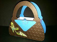 Gift Bag--SVG DT Girlz Set Two