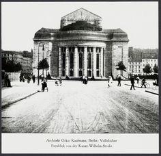 Die Volksbuehne ca.1919