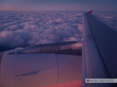 Autoral. Minhas impressões nas minhas viagens pela TAM linhas aéreas