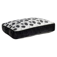 Super Loft Rectangular Dog Bed in Morning Mist Fabric (Large: 36 x 26 x 6 in.) *** Want additional info? Click on the image. (This is an affiliate link and I receive a commission for the sales) #PetDogs