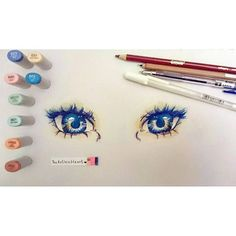 Wow stunning eyes by @theartlessheart - thanks for sharing! - Join our Talent Pool by adding #inspiringpieces to your images! #art #drawing #draw #eyes #inspiration #inspiring #submission #feature #colors