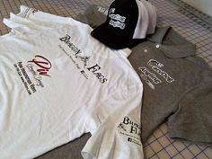 Custom Designed Shirts & Apparel, T-Shirt, Polo, Long Sleeve, Sweatshirt, Vest, Hat, Fashion Apparel. by PureImaginationVinyl on Etsy
