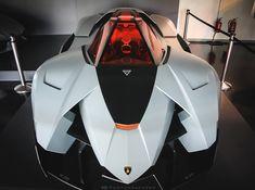 Lamborghini Egoista: Sólo se fabricó 1