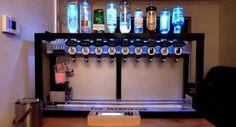 Depois De Ver Este Vídeo, Também Vai Querer Ter Esta Máquina Automática De Cocktails