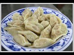 RAVIOLI CINESI con carne    CAPODANNO CINESE - YouTube