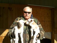 Don and his boys follow us on facebook at: highland farm also check out our website: http://www.highlandfarmpa.com