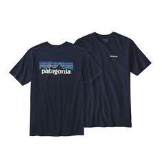 Patagonia Men s P-6 Logo Cotton T-Shirt Accesorios Hombre 11737339ab483