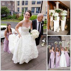 Wedding Photographers Edinburgh – Alan & Jackie Rankine » Karisma and Mark's City Wedding at St Patrick's and The Balmoral Hotel, Edinburgh