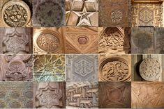 DİVRİĞİ ULUCAMİ TAMGA MOTİFLERİ:Divriği şifahanesi Ulu cami.