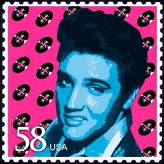 USA 2012 - Elvis Aaron Presley fue un cantante y actor estadounidense considerado de los más populares del siglo XX, considerado como un icono cultural y conocido ampliamente bajo su nombre de pila, Elvis.