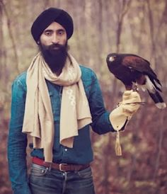 have some decorum: People I Want To Be Friends With. Waris Ahluwalia