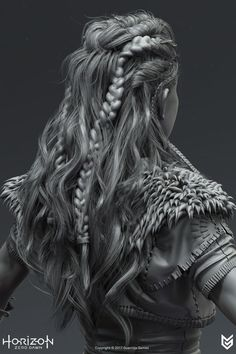 Let's Appreciate This Fine Video Game Hair