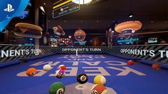 Sports Bar VR 2.0 Gameplay Trailer | PS VR - http://gamesitereviews.com/sports-bar-vr-2-0-gameplay-trailer-ps-vr/