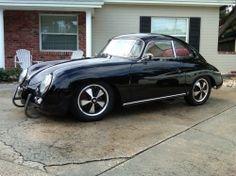 Hackers 1957 Porsche 356