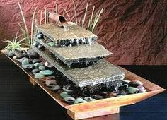 tabletop fountains - Google Search