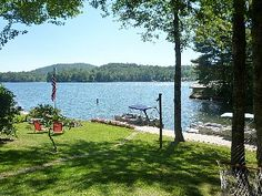Lake Toxaway  Charming Lakefront  Cottage   Boat Included In Summer Rates!