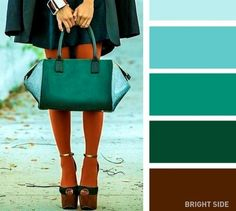 An emerald luxury-20 brilliant color combos for your wardrobe
