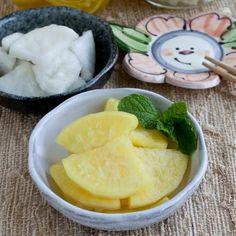 Japanese Daikon Pickles Recipe