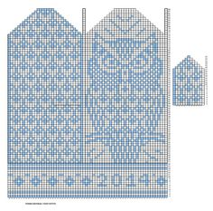 Sweet home : Toredad kindad ja mustrid Knitting Charts, Knitting Stitches, Hand Knitting, Knitting Patterns, Knitted Mittens Pattern, Knit Mittens, Knitted Gloves, Fair Isle Knitting, Crochet Chart