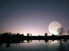 """On June 22-23, all of us will be able to witness the most super """"supermoon"""" this year, where the moon is at perigee — its closest approach to Earth, according to Astronomy magazine's website. The moon will be just 221,824 miles away from us."""