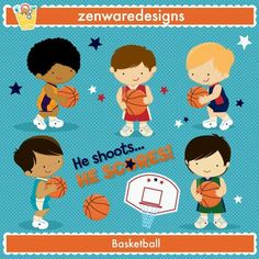 basketball by zenware designs