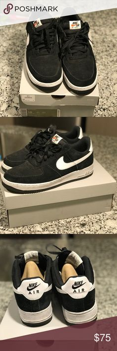 3282eda35250 Nike Air Force lows Nike men s Air Force lows size Good condition