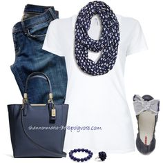 """""""Blue :)"""" by shannonmarie-94 on Polyvore"""