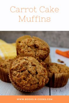 Celebrate spring and carrot cake season with these Carrot Cake Muffins! Any muffin that tastes like a dessert is a Breakfast Win in my book and as an added bonus, get in some veggies before lunch!   #sponsored by @dixiecrystals for #SpringSweetsWeek