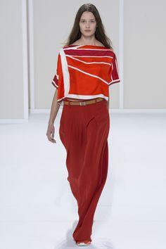 Hermès Spring 2016 Ready-to-Wear Fashion Show - Alicja Tubilewicz (IMG)