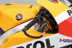 Here's Your Gratuitous 2015 MotoGP Honda RC213V Gallery