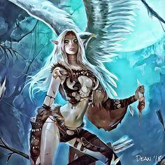 My Angel Elf art... . . #art #shortshotstudios Elf Art, Studio S, Art Studios, My Arts, Princess Zelda, Angel, Fantasy, Fictional Characters, Instagram