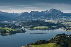 Solar Impulse: An idea born in Switzerland © Solar Impulse Multimedia, Environmental Issues, Switzerland, Sustainability, Aviation, Solar, Foundation, Around The Worlds, River