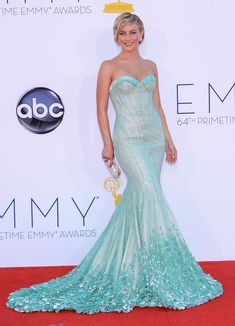 Julianne Hough #Emmy Awards 2012