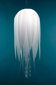 Jellyfish pendant lamps for you and Captain Nemo