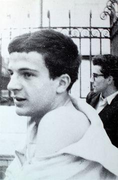 Francois Truffaut in youth