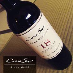 "► Good news! Our Single Vineyard #ConoSur #cabernetsauvignon was chosen as ""the best Chilean cabernet"" by @foodandwine Nice!"