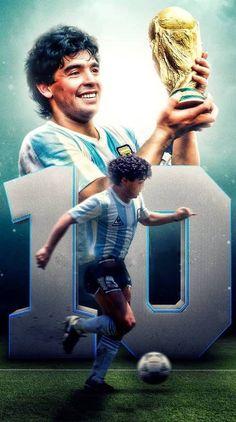 World Football, Football Players, Roberto Baggio, Argentina Football, Ronaldo Football, Diego Armando, Football Images, Most Popular Sports, National Football Teams