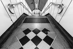 """Triangles"" London, UK. Stairs at Holborn London Underground Tube. Image by David Gutierrez Photography, London Photographer specialising in architectural, real estate, property and #interior photography.   http://www.davidgutierrez.co.uk   #realestate #property #commercial #architecture #London #Photography, #Photographer. #Art #UK #City #Urban  #ロンドン #伦敦 #런던 #лондон #Londres #Londra #Londyn #England #UnitedKingdom  #BlackAndWhite #Monochrome #Interior #Beautiful #Holborn #LondonUnderground"
