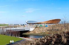 hopkins architects: london 2012 olympic velodrome complete