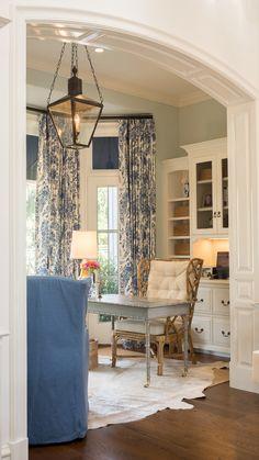 Hampton's Restored - Kathy Ann Abell Interiors   San Diego   Traditional Hampton's   Home Office