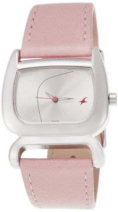 Fastrack Fits and Forms Analog Silver Dial Women's Watch - http://brandedstore.in/product/fastrack-fits-and-forms-analog-silver-dial-womens-watch-6091sl01/