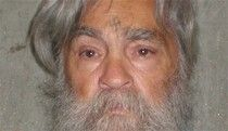Charles Manson gets old and gray but that tattoo is a grim reminder.  #examinercom