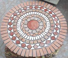 Ordinary floor tiles used