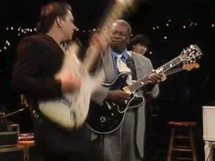 Stevie Ray Vaughan with Eric Clapton, Buddy Guy and BB King - 1996 [FULL]