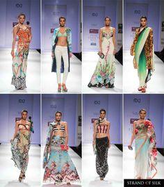 Indian Fashion - Indian Designer - Indian Fashion Week Spring Summer 2013 - Rajdeep Ranawat