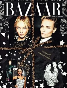 Harper's Bazaar Russia - Harper's Bazaar Russia November 2011 15th Anniversary Covers