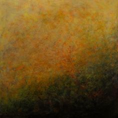 """""""Out of the Ashes"""" by Pam Peterson - oil, cold wax and burnt paper on wood panel(www.pampetersonart.com)"""