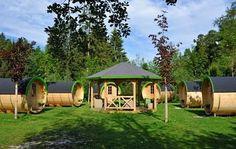 Ferienparadies Natterer See Gazebo, Pergola, Innsbruck, Camping, Outdoor Structures, House Styles, Campsite, Kiosk, Outdoor Pergola