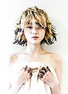 KHA 関西ヘアドレッシングアワード 2015 ライジングスター部門 受賞作品ギャラリー -ガモウ関西-