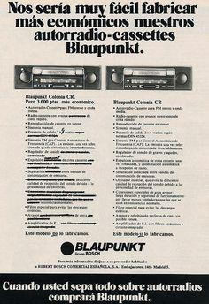 Blaupunkt. Año 1978